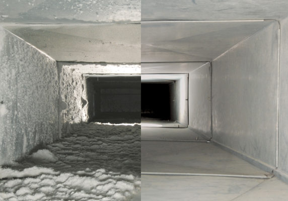 Air Duct cleaning in Sonora, Calveras, and Tuolumne counties.
